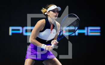 17/03/2021 - Katarina Zavatska of Ukraine during the first round of the 2021 St Petersburg Ladies Trophy, WTA 500 tennis tournament on March 17, 2021 at the Sibur Arena in St Petersburg, Russia - Photo Rob Prange / Spain DPPI / DPPI - 2021 ST PETERSBURG LADIES TROPHY, WTA 500 TENNIS TOURNAMENT - INTERNAZIONALI - TENNIS