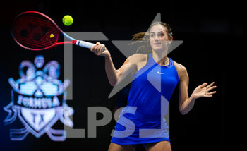 17/03/2021 - Anastasia Gasanova of Russia during the first round of the 2021 St Petersburg Ladies Trophy, WTA 500 tennis tournament on March 17, 2021 at the Sibur Arena in St Petersburg, Russia - Photo Rob Prange / Spain DPPI / DPPI - 2021 ST PETERSBURG LADIES TROPHY, WTA 500 TENNIS TOURNAMENT - INTERNAZIONALI - TENNIS