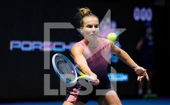 17/03/2021 - Svetlana Kuznetsova of Russia during her second-round match at the 2021 St Petersburg Ladies Trophy, WTA 500 tennis tournament on March 17, 2021 at the Sibur Arena in St Petersburg, Russia - Photo Rob Prange / Spain DPPI / DPPI - 2021 ST PETERSBURG LADIES TROPHY, WTA 500 TENNIS TOURNAMENT - INTERNAZIONALI - TENNIS