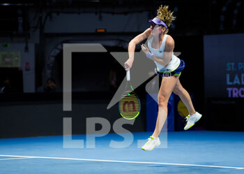 17/03/2021 - Ekaterina Alexandrova of Russia during her second-round match at the 2021 St Petersburg Ladies Trophy, WTA 500 tennis tournament on March 17, 2021 at the Sibur Arena in St Petersburg, Russia - Photo Rob Prange / Spain DPPI / DPPI - 2021 ST PETERSBURG LADIES TROPHY, WTA 500 TENNIS TOURNAMENT - INTERNAZIONALI - TENNIS