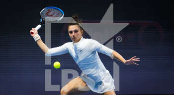 17/03/2021 - Jaqueline Cristian of Romania during her second-round match at the 2021 St Petersburg Ladies Trophy, WTA 500 tennis tournament on March 17, 2021 at the Sibur Arena in St Petersburg, Russia - Photo Rob Prange / Spain DPPI / DPPI - 2021 ST PETERSBURG LADIES TROPHY, WTA 500 TENNIS TOURNAMENT - INTERNAZIONALI - TENNIS