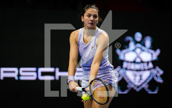 17/03/2021 - Margarita Gasparyan of Russia during the second round of the 2021 St Petersburg Ladies Trophy, WTA 500 tennis tournament on March 18, 2021 at the Sibur Arena in St Petersburg, Russia - Photo Rob Prange / Spain DPPI / DPPI - 2021 ST PETERSBURG LADIES TROPHY, WTA 500 TENNIS TOURNAMENT - INTERNAZIONALI - TENNIS