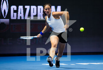 17/03/2021 - Daria Kasatkina of Russia during the second round of the 2021 St Petersburg Ladies Trophy, WTA 500 tennis tournament on March 18, 2021 at the Sibur Arena in St Petersburg, Russia - Photo Rob Prange / Spain DPPI / DPPI - 2021 ST PETERSBURG LADIES TROPHY, WTA 500 TENNIS TOURNAMENT - INTERNAZIONALI - TENNIS