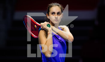 17/03/2021 - Anastasia Gasanova of Russia during the second round of the 2021 St Petersburg Ladies Trophy, WTA 500 tennis tournament on March 18, 2021 at the Sibur Arena in St Petersburg, Russia - Photo Rob Prange / Spain DPPI / DPPI - 2021 ST PETERSBURG LADIES TROPHY, WTA 500 TENNIS TOURNAMENT - INTERNAZIONALI - TENNIS