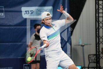 28/03/2021 - Zizou BERGS during the Final Play In Challenger 2021, ATP Challenger tennis tournament on March 28, 2021 at Marcel Bernard complex in Lille, France - Photo Laurent Sanson / LS Medianord / DPPI - FINAL PLAY IN CHALLENGER 2021, ATP CHALLENGER TENNIS TOURNAMENT - INTERNAZIONALI - TENNIS