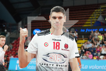 2o Memorial Valter Baldaccini - Sir Safety Conad Perugia vs Consar Ravenna - AMICHEVOLI - VOLLEY