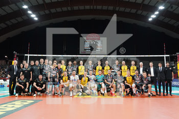 Trofeo Monini - Sir Safety Conad Perugia vs Skra Belchatow - AMICHEVOLI - VOLLEY