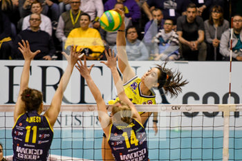 02/04/2019 - Samantha Bricio - CEV SEMIFINALI 2019 - IMOCO CONEGLIANO VS FENERBAHçE - CHAMPIONS LEAGUE WOMEN - VOLLEY