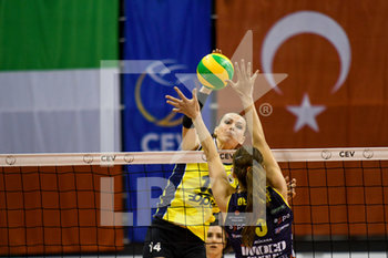 02/04/2019 -  - CEV SEMIFINALI 2019 - IMOCO CONEGLIANO VS FENERBAHçE - CHAMPIONS LEAGUE WOMEN - VOLLEY