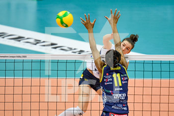 VOLLEY - CHAMPIONS LEAGUE WOMEN - CUCINE LUBE CIVITANOVA VS VERO VOLLEY MONZA