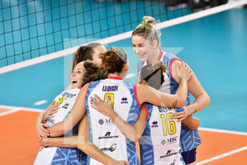 VOLLEY - CHAMPIONS LEAGUE WOMEN - Trentino Itas - Galatasaray Istanbul