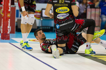 10/02/2019 - Filippo Lanza - FINALE - SIR SAFETY CONAD PERUGIA VS CUCINE LUBE CIVITANOVA - COPPA ITALIA - VOLLEY