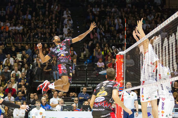 10/02/2019 - Wilfredo Leon Venero - FINALE - SIR SAFETY CONAD PERUGIA VS CUCINE LUBE CIVITANOVA - COPPA ITALIA - VOLLEY