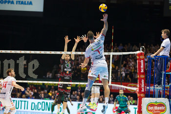 10/02/2019 - Tsvetan Sokolov - FINALE - SIR SAFETY CONAD PERUGIA VS CUCINE LUBE CIVITANOVA - COPPA ITALIA - VOLLEY