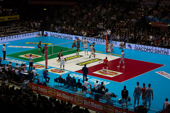 10/02/2019 - Coppa Italia - FINALE - SIR SAFETY CONAD PERUGIA VS CUCINE LUBE CIVITANOVA - COPPA ITALIA - VOLLEY