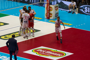 10/02/2019 - Bruno Mossa De Rezende - FINALE - SIR SAFETY CONAD PERUGIA VS CUCINE LUBE CIVITANOVA - COPPA ITALIA - VOLLEY