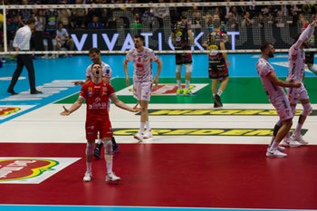 10/02/2019 - Fabio Balaso - FINALE - SIR SAFETY CONAD PERUGIA VS CUCINE LUBE CIVITANOVA - COPPA ITALIA - VOLLEY
