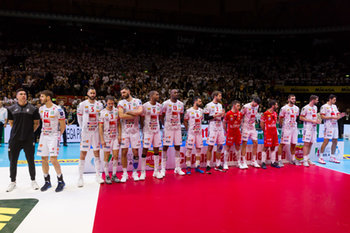 10/02/2019 - Team Civitanova - FINALE - SIR SAFETY CONAD PERUGIA VS CUCINE LUBE CIVITANOVA - COPPA ITALIA - VOLLEY