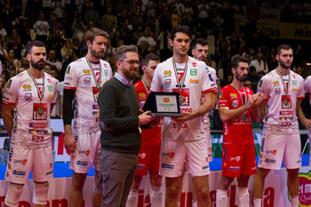 10/02/2019 - Dragan Stankovic - FINALE - SIR SAFETY CONAD PERUGIA VS CUCINE LUBE CIVITANOVA - COPPA ITALIA - VOLLEY