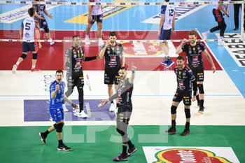 Quarti di finale - Cucine Lube Civitanova vs Vero Volley Monza - COPPA ITALIA - VOLLEY