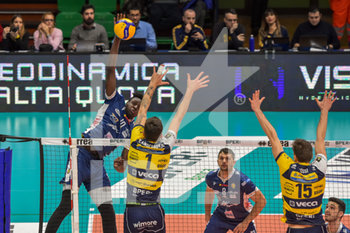 Quarti di finale - Leo Shoes Modena vs Consar Ravenna - COPPA ITALIA - VOLLEY