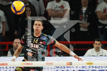 Quarti di finale - Sir Safety Conad Perugia vs Kioene Padova - COPPA ITALIA - VOLLEY