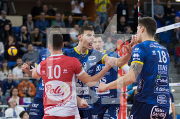 VOLLEY - COPPA ITALIA - CUCINE LUBE CIVITANOVA VS VERO VOLLEY MONZA