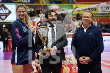 VOLLEY - EVENTI - Volley Femminile Memorial Ferrari 2018 - Igor Gorgonzola Novara vs Zanetti Bergamo