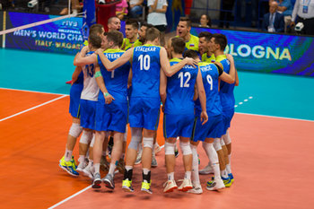 VOLLEY - INTERNAZIONALI - 21/09/2018 - MEN'S WORLD CHAMPIONSHIP - BELGIO vs SLOVENIA