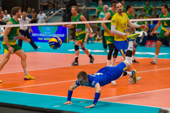 VOLLEY - INTERNAZIONALI - 21/09/2018 - MEN'S WORLD CHAMPIONSHIP - BRASILE vs AUSTRALIA