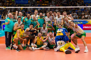 VOLLEY - INTERNAZIONALI - 23/09/2018 - MEN'S WORLD CHAMPIONSHIP - AUSTRALIA vs SLOVENIA