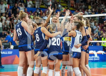 Nation League 2019 - Italia - Russia - INTERNAZIONALI - VOLLEY