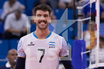 Nations League Men - Argentina Vs Serbia - INTERNAZIONALI - VOLLEY