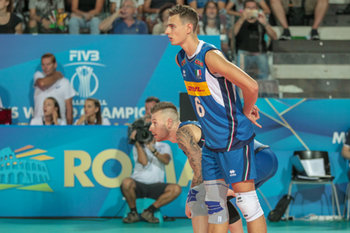 Simone Giannelli - Men's World Championship - Italia vs Giappone - NAZIONALI ITALIANE - VOLLEY