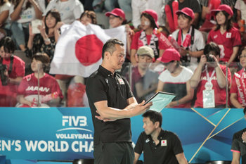coach Yuichi Nakagaichi - Men's World Championship - Italia vs Giappone - NAZIONALI ITALIANE - VOLLEY