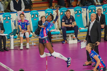 Igor Gorgonzola Novara vs Reale Mutua Fenera Chieri - SERIE A1 FEMMINILE - VOLLEY