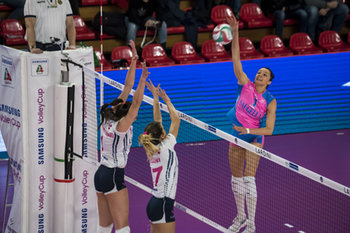 LARDINI FILOTTRANO VS SAUGELLA TEAM MONZA - SERIE A1 FEMMINILE - VOLLEY