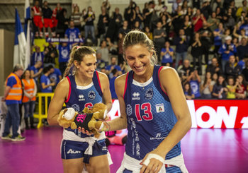 SAVINO DEL BENE SCANDICCI - BISONTE FIRENZE - SERIE A1 FEMMINILE - VOLLEY