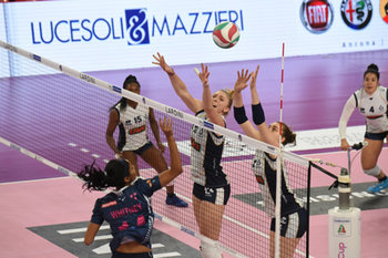 LARDINI FILOTTRANO VS CLUB ITALIA CRAI - SERIE A1 FEMMINILE - VOLLEY