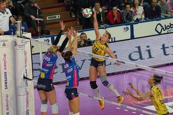 Igor Gorgonzola Novara vs Imoco Volley Conegliano - SERIE A1 FEMMINILE - VOLLEY