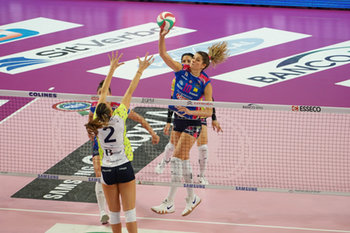 Igor Gorgonzola Novara vs Il Bisonte Firenze - SERIE A1 FEMMINILE - VOLLEY