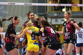 Unet e work Busto Arsizio vs Club italia crai - SERIE A1 FEMMINILE - VOLLEY
