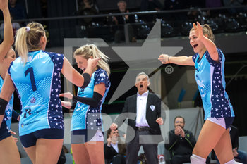 Il Bisonte Firenze vs. Club Italia Crai - SERIE A1 FEMMINILE - VOLLEY