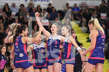 Savino Del Bene Scandicci vs Il Bisonte Firenze - SERIE A1 FEMMINILE - VOLLEY