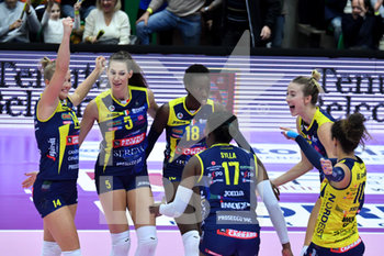 Imoco Volley Conegliano vs Savino Del Bene Scandicci - SERIE A1 FEMMINILE - VOLLEY