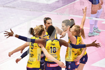 Il Bisonte Firenze vs Imoco Volley Conegliano - SERIE A1 FEMMINILE - VOLLEY