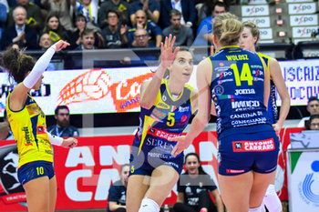 Imoco Volley Conegliano vs Igor Gorgonzola Novara - SERIE A1 FEMMINILE - VOLLEY
