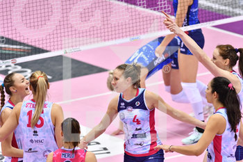 VOLLEY - SERIE A1 FEMMINILE - CUCINE LUBE CIVITANOVA VS VERO VOLLEY MONZA