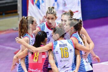 Il Bisonte Firenze vs Savino Del Bene Scandicci - SERIE A1 FEMMINILE - VOLLEY