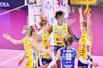 Savino Del Bene Scandicci vs Imoco Volley Conegliano - SERIE A1 FEMMINILE - VOLLEY